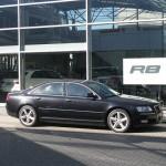 En brugt Audi A8 er en flot og sikker bil