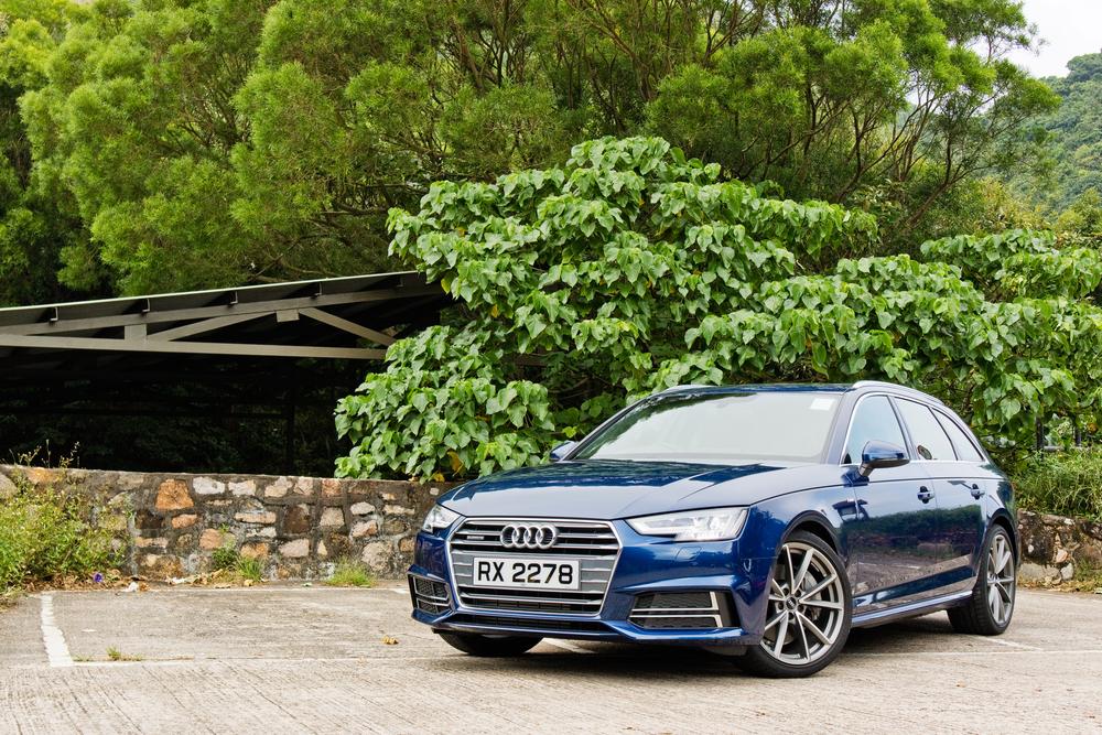 Lettere brugt Audi A4 er et fantastisk køb - Den rene bil