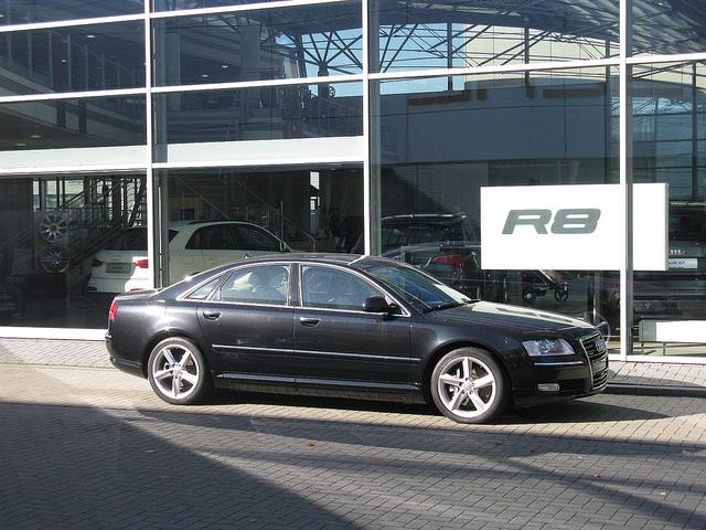 brugt Audi A8
